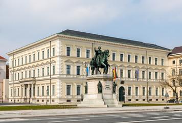 Statue of Ludwig I - Munich, Bavaria, Germany