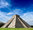 Mayan pyramid in Chichen-Itza, Mexico - 51387178