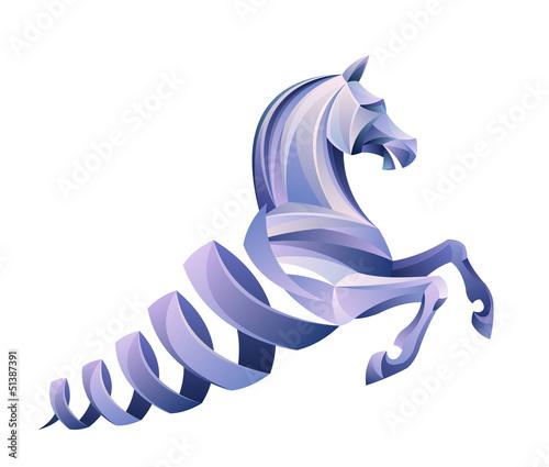 Helix horse