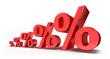 Prozente-Reihe