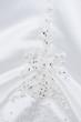 Brides dress decoration