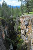 Maligne canyon poster