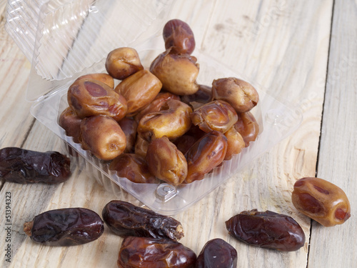 dates in packing