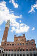 Siena - Palazzo Comunale, Italy