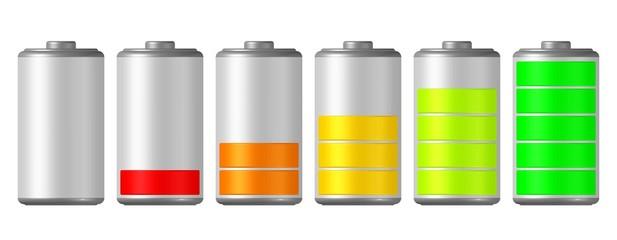 Batterie - Ladezustandsanzeige