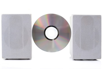 Compact Disk, Speakers