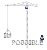 Concept of making the impossible possible