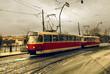 tram in Prague - 51403535