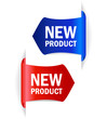 Vector new product tags