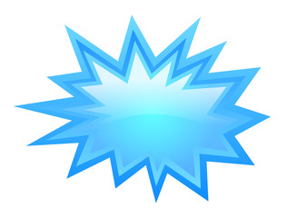 Blue boom star