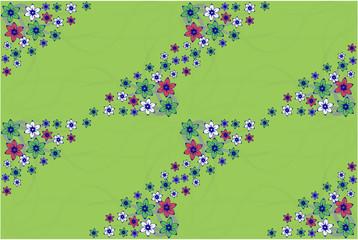 çiçekli zarf 3