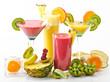 Genuss pur: Sommerlich-frische Smoothies mit Früchten
