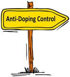 Anti-Doping Control poster