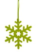 Green Star, Christmas Tree Decoration