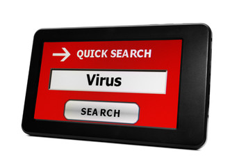 Search for Virus