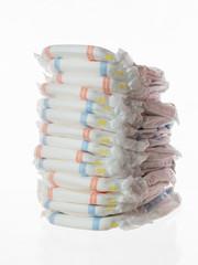 Pile of diaper 1