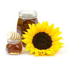 honey and sunflower