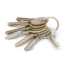 Keys on a ring isolated