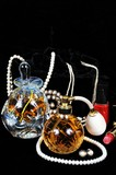 Perfume bottles and jewellery © Arena Photo UK