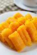 Egg yolk thread (Khanom Foi Tong)