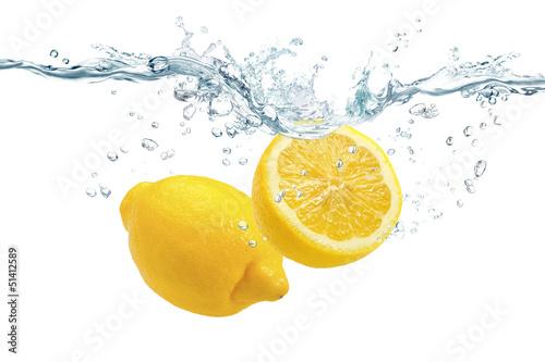 Fototapety, obrazy : 檸檬