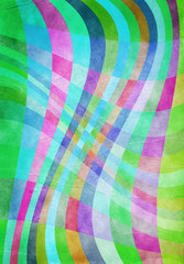 Colorful abstract background with stripes