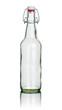 leere Bügelflasche