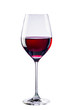 Glass of red wine - 51415762