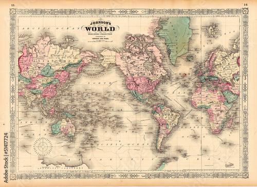 World vintage - 51417724