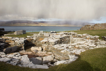 Broch of Gurness, Orkney