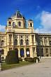 Natural History museum in Vienna, Austria