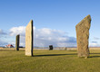 Ancient standing stones, Orkney