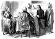 Burgess - Family Scene - Trio - 19th century