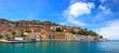Porto Santo Stefano seafront panorama. Argentario, Tuscany, Ita