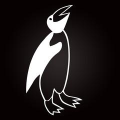 Pingouin tatouage