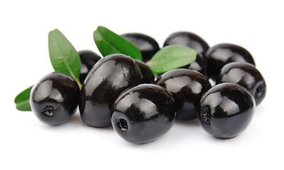 Sweet olives close up