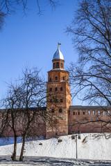 Kokui Tower, Novgorod Kremlin