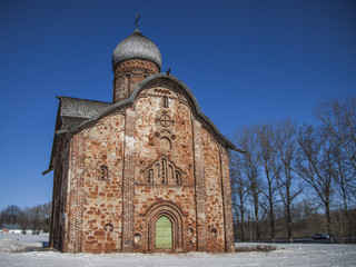 Church of Peter and Paul in Kozhevniki
