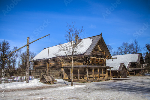Vitoslavlitsy, Wooden Structure Museum