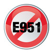 E951 ASPARTAME - attention