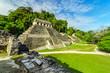 Leinwandbild Motiv Temples in Palenque