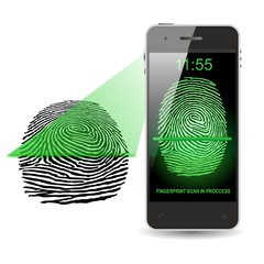 SMART FINGER scanning