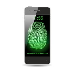 SMART FINGER green