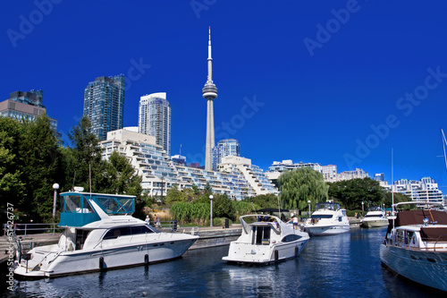 View of Toronto Waterfront