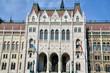 Parlament in Budapest, Ungarn