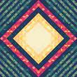 Geometric Vintage Seamless Background 09