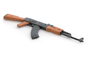Sturmgewehr vom Typ AK-47
