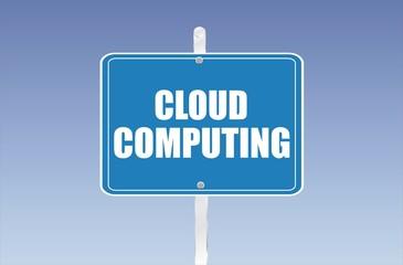 panneau cloud computing