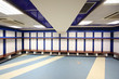 Cloakroom in Stadium