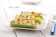 Antipasto con sedano e verdure